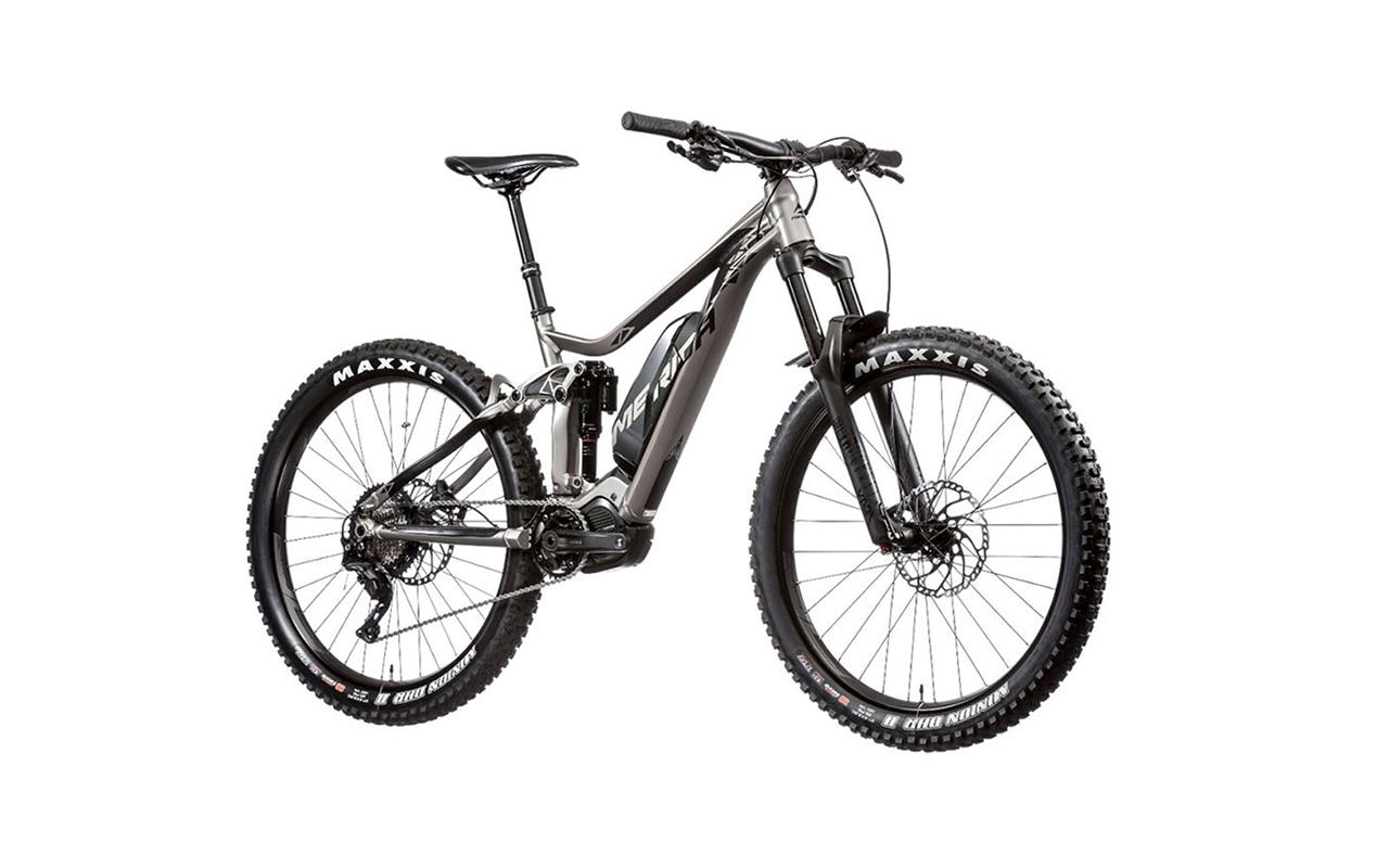Foto de una bicicleta Eléctrica