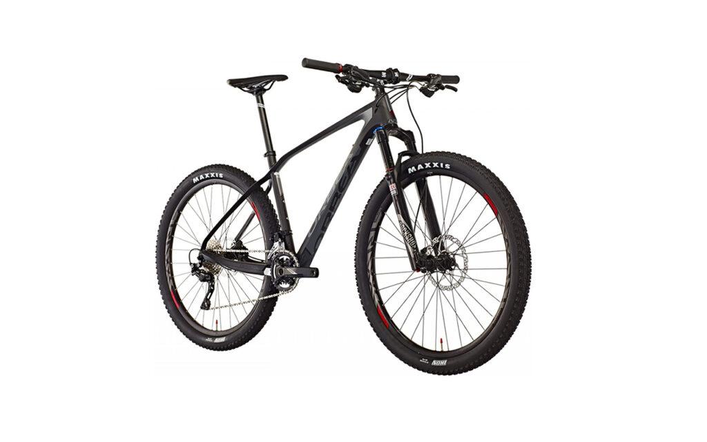 Foto de una bicicleta Orbea