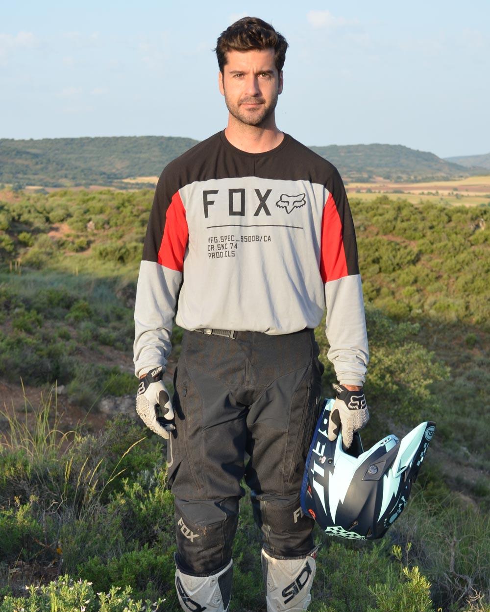 Foto entrenador Rodolfo